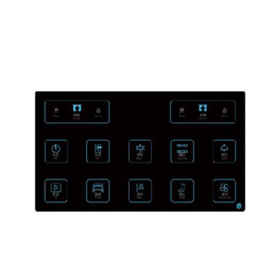 双联体触摸情景面板  GR400