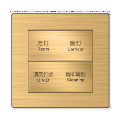 锌合金边框标准开关系列-GTR-ZA1